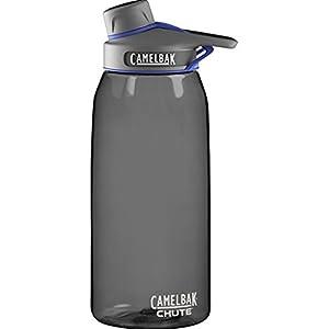 Camelbak Chute Hod 53549 Camping Canteen, 1L, Charcoal