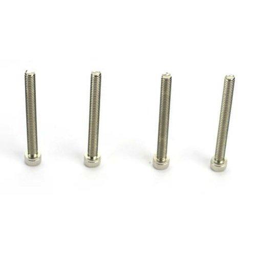 Team Losi 5-40 x 1.25 Caphead Screw(4)