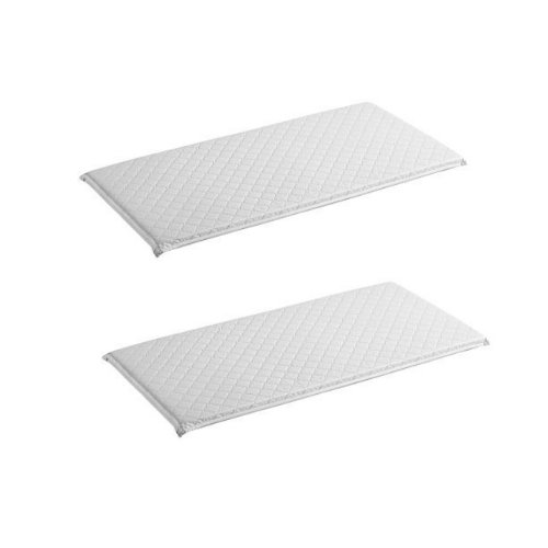 Summer Infant Changing Table Pad, 2-Pack