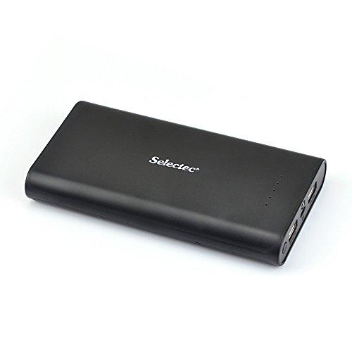 Power Bank Selectec 24000mAh Portable Charger External Backu