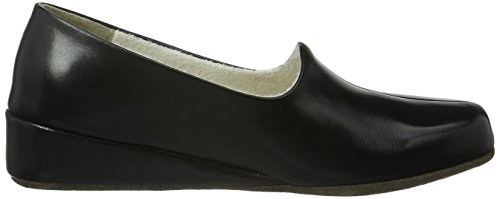 Fortuna Sylvia Cosy, Women's Cold-Lined Slippers Black (Schwarz 001)