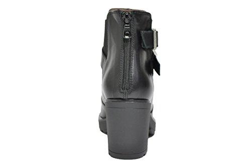Nero Giardini Polacchini scarpe donna nero 6520 A616520D