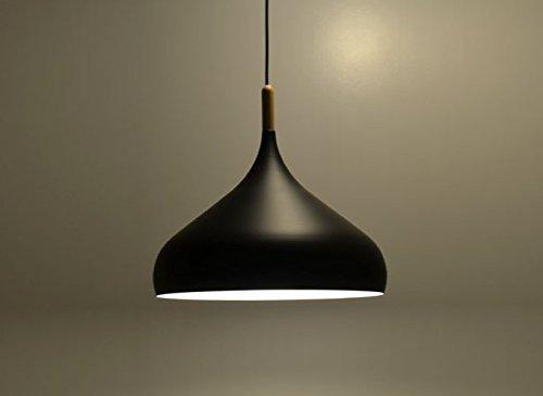 Fdh moderna illuminazione industriale metallo ombra loft lampada a