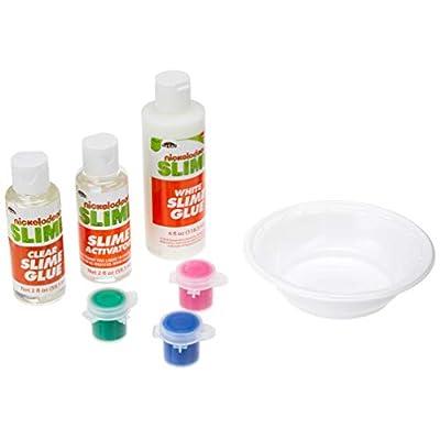Nickelodeon Frozen Treats Slime Kit: Toys & Games
