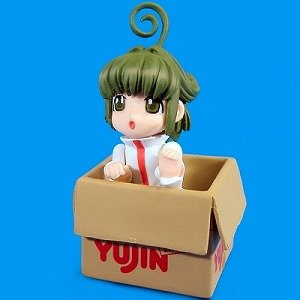 Kabu De Iko! Mini Pvc Figure~1