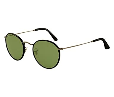 f878aff7e4 Amazon.com  Ray Ban RB3475Q Sunglasses-029 14 Matte Gunmetal (G ...