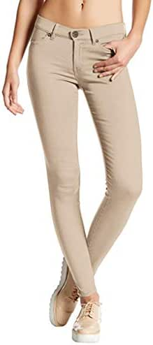 Excursion Sports Women's Ultra Soft High Waist Stretch Pants, Casual Tummy Control Slimming Booty Seamless Leggings Workout Running Butt Lift Tights
