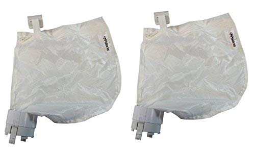 Polaris 2 91001021 360 380 Replacement Pool Cleaner Zippered Bags 9-100-1021 ()