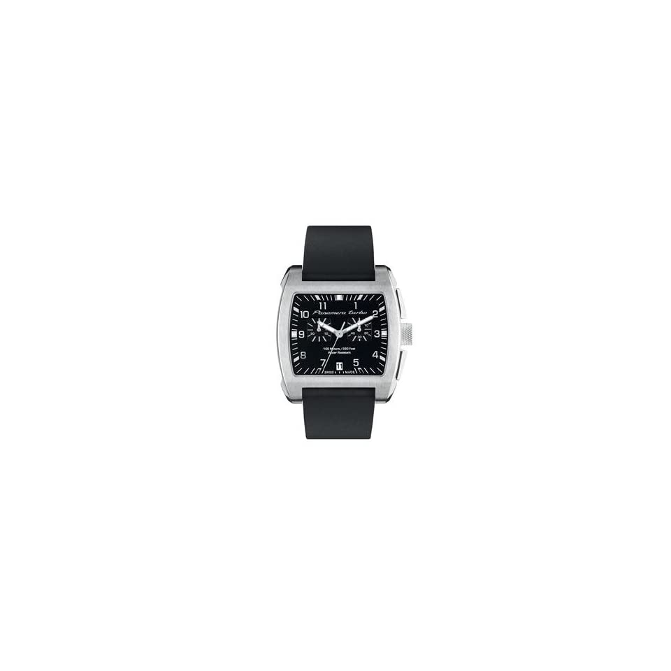 Porsche Panamera Turbo Chronograph Watch Automotive
