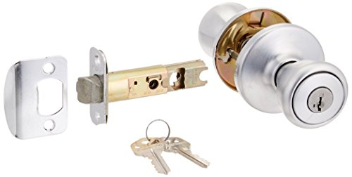 nob featuring SmartKey in Satin Chrome ()