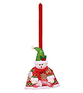 Creative Christmas decoration broom set home dress up mall hotel broom Set decoration