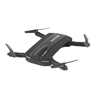 Creazy JXD 523W Altitude Hold HD Camera WIFI FPV RC Quadcopter Drone Selfie Foldable