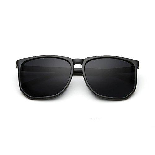 Gafas Cuadradas Polarizador Marco Color Gafas Compañero Sol Sol QY HD Gafas Retro 2 De De Grande 3 De YQ Moda 4nX518WqW