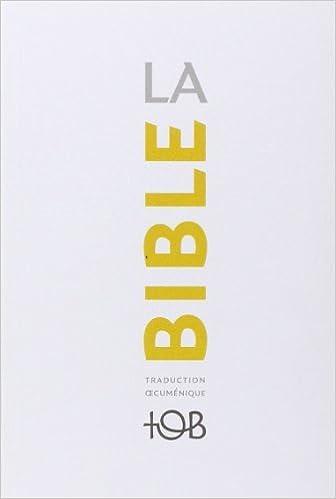 LA BIBLE TOB APK