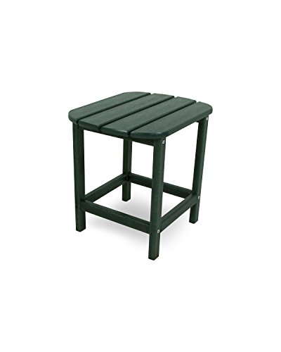 Green Adirondack End Table - POLYWOOD SBT18GR South Beach 18