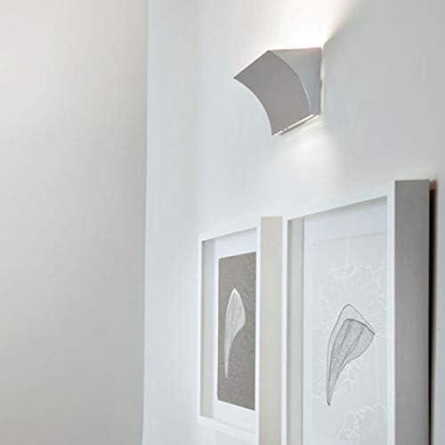 Lampada da Parete FLOS Colore: Bianco Lucido Design Pochette