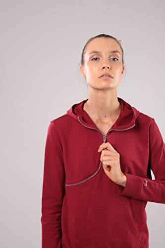 Coton Sweat molletonn Fred Perry Curve Shirt en aqw4qX