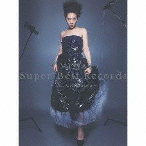 MISIA / SUPER BEST RECORDS -15th Celebration-[DVD付初回限定盤]