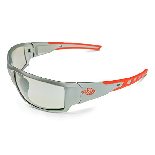 - Cumulus Indoor/Outdoor Mirror and Silver Frame Safety Glasses
