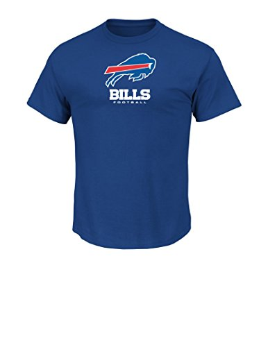 NFL Buffalo Bills Men's UP4 Tee, Royal, XX-Large - Buffalo Bills T-shirt