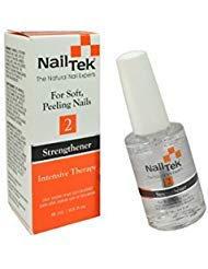 - Nail Tek #2 Strengthener Intensive Therapy For Soft Peeling Nail - Size 0.5oz/15ml