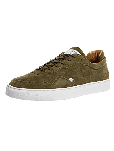 Wildleder Oliv Sneakers Schuhe Awaike Djinns Herren ARZxS