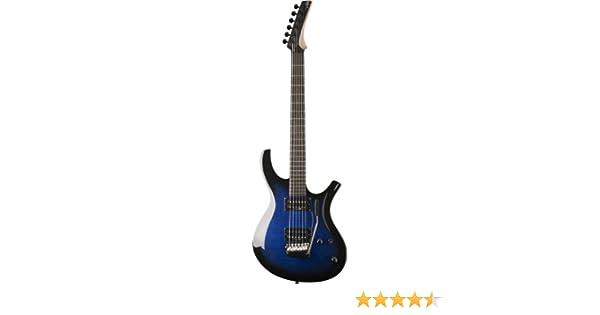 Parker Maxx Fly PDF serie – pdf80fblb – Guitarra eléctrica – llama ...