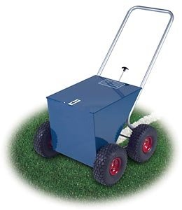 Diamond 50 lb capacity baseball, softball, football, soccer, Parks & Rec event dry line chalker by Nas