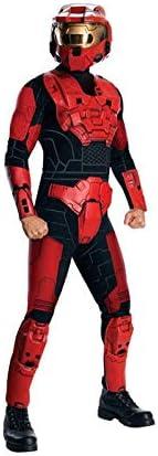 Red Spartan XL Disfraz de Lujo: Amazon.es: Juguetes y juegos