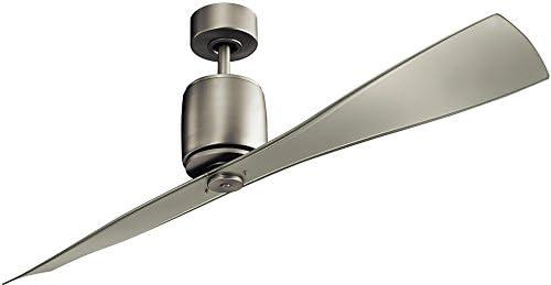 Kichler 300160NI Ferron 60″ Ceiling Fan