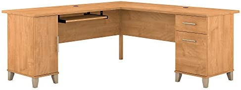 Bush Furniture Somerset 71W L Shaped Desk