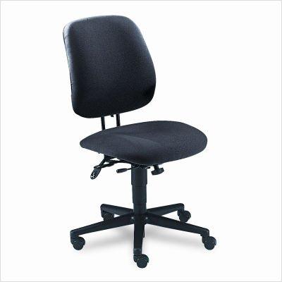 HON 7707AB12T 7700 Series Swivel and Tilt Task Chair, Asynchronous Control, Gray Olefin (Hon 7700 Swivel)