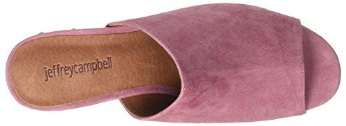 Campbell Suede Sandalias Cerrada Mps 001 Pink Jeffrey para con Punta 8 Mujer Rosa arcita dxf4ITPq
