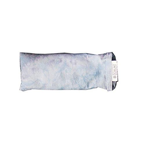B YOGA B Calm Calm Eye Pillow Yoga Eye Pillow, Tidal Blue, One Size by B YOGA