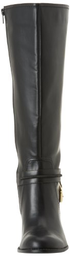 Nine West Inoesco, Fashion Stiefel Frauen, Pumps rund Black