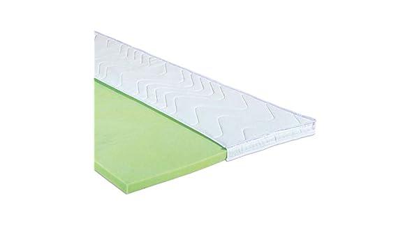 ROLLER Topper colchón de espuma fría Protector de colchón: Amazon.es: Hogar