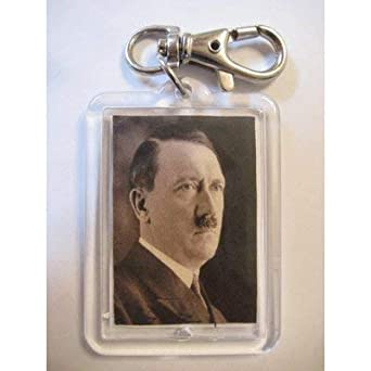 Amazon.com: Hitler nazis Llavero Llavero: Clothing