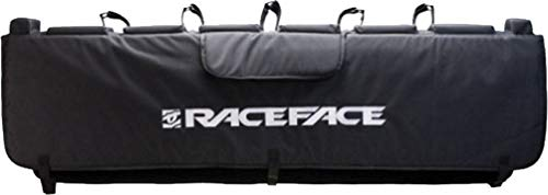 RaceFace Tailgate Pad: 57 Black SM/MD
