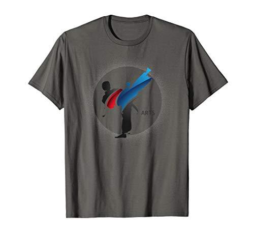 Martial Art T Shirts Taekwondo t shirt karate t shirt T-Shirt