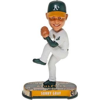 Sonny Gray Oakland Athletics Headline Special Edition Bobblehead MLB FOCO