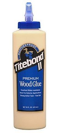 (Titebond II Premium Water Resistant Wood Glue - 16 Fluid)