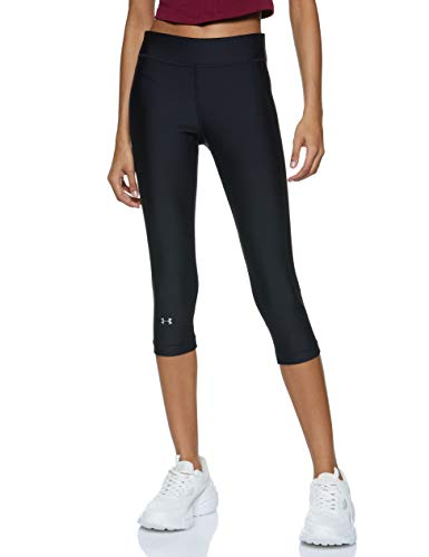 Under Armour Women's HeatGear Armour Capri Leggings