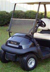 TINTED Club Car Precedent Golf Cart Windshield