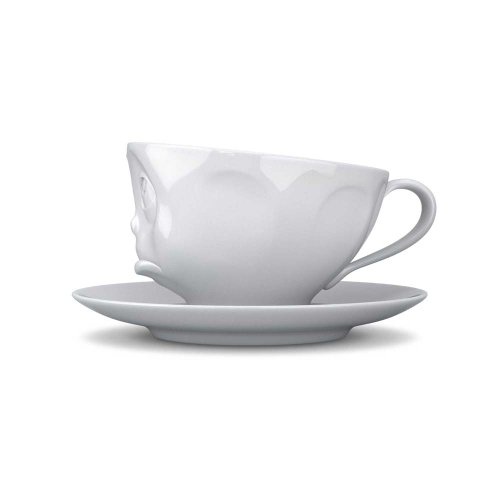 Tassen Face : Tassen face coffee cup with saucer oh please import it all