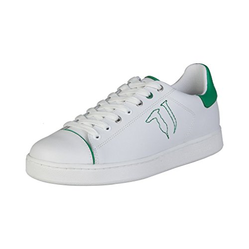 Trussardi Hombre blanco blanco Sneakers Hombre Sneakers 77S515 77S515 Trussardi pxqCp04rw