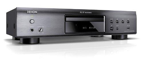 Denon DCD720AE CD Player with USB Connectivity - Black