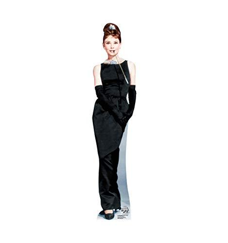 Advanced Graphics Audrey Hepburn Life Size Cardboard Cutout Standup - Breakfast at Tiffany's (1961 Film)