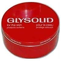 Glysolid Glycerin Skin Cream 250x2 ML (Pack Of 2)