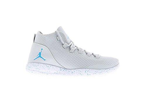 Nike Mens Jordan Reveal Basketbalschoen Zuiver Platina Blauw Legioen 022