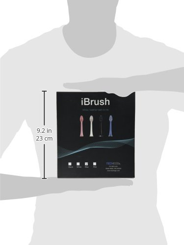 iBrush Electric Toothbrush Sonic Toothbrush with Timer